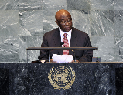 Vice President of Liberia Addresses General Assembly