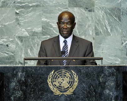 Vice President of Uganda Addresses General Assembly