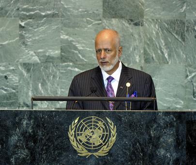 H.E. Mr.Yousef Bin Al-Alawi Bin Abdulla