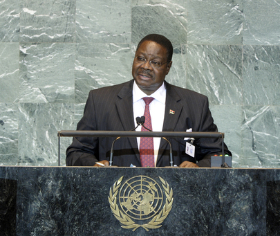 Foreign Minister of Malawi Addresses General Assembly