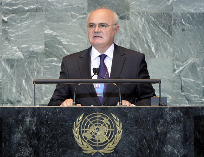 Romanian State Secretary for Global Affairs Addresses General Assembly