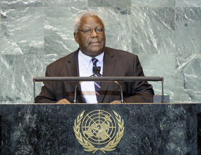 Permanent Representative of Saint Lucia Addresses General Assembly