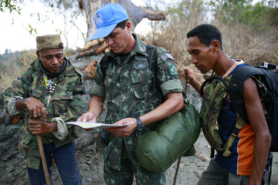 UN Team Visits Remote Villages in Timor-Leste