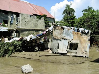 Tropical Storm Jeanne Devastates Haiti