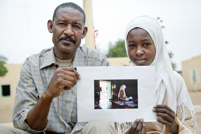 "Winners of UNAMID-UNICEF ""Eyes of Darfur"" Project"