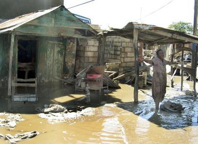 Tropical Storm Jeanne Devastates Haiti
