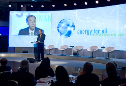 "Secretary-General Addresses ""Energy for All"" Conference in Oslo"