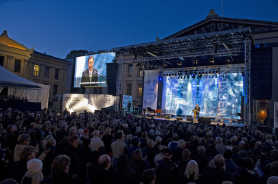 Secretary-General Addresses Nansen Commemoration in Oslo