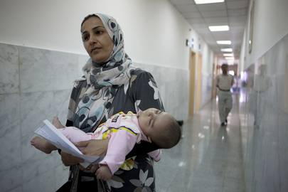 Maternity Hospital Opens in Iraqi Kurdistan Region
