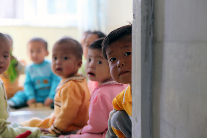 Provincial Baby Home in DPRK Supported by UNICEF, WFP