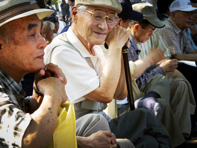 Republic of Korea and an Aging World Population