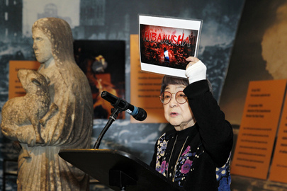 Disarmament Week Honours Testimony and Activism of Japanese A-Bomb Survivors