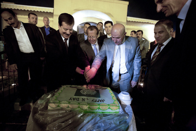UNAMI Celebrates UN Day in Erbil, Iraq