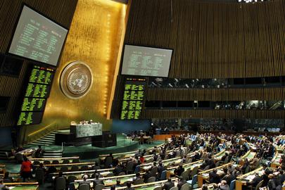 Relator Especial sobre a situação dos direitos humanos no Irã, Ahmed Shaheed