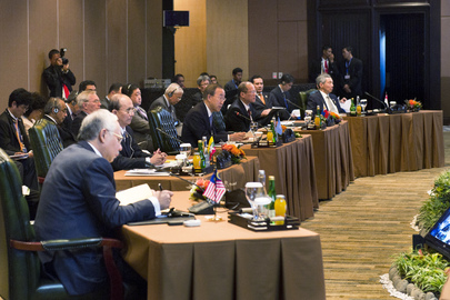 Secretary-General Addresses ASEAN-UN Summit in Bali
