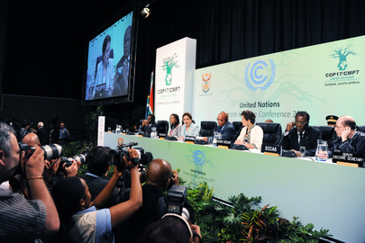 UN Climate Change Conference Opens in Durban, South Africa