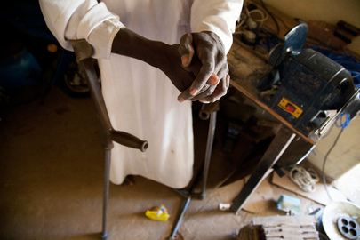Local Organization Assists Disabled across Darfur