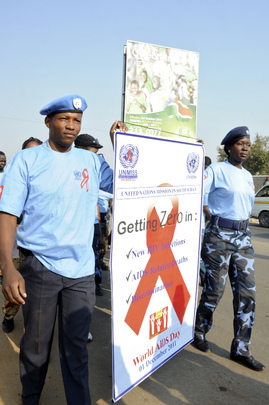 South Sudan Celebrates World AIDS Day