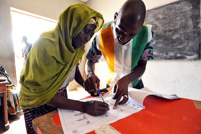Côte d'Ivoire Holds Legislative Elections