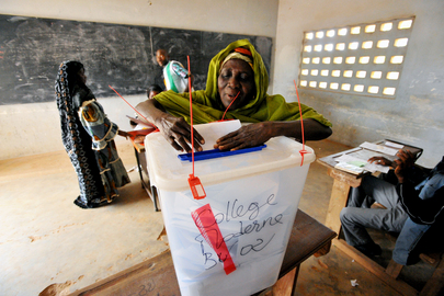 Côte d'Ivoire Holds Legislative Elections