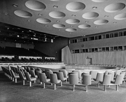 UN Economic and Social Council Chamber