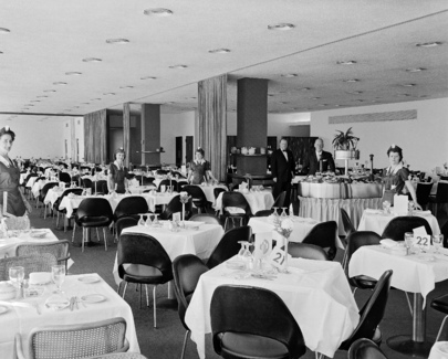 Delegates Dining Room At UN Headquarters Part 39