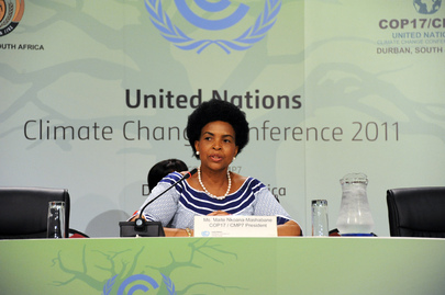 UN Climate Change Conference Closes in Durban, South Africa