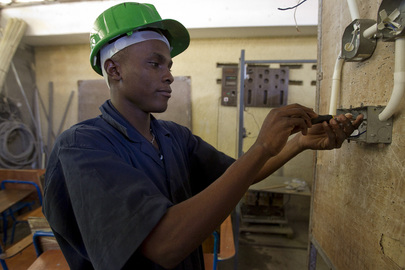 MINUSTAH Supports Vocational Training Programme in Cap-Haïtien