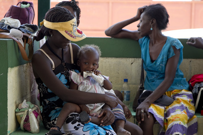 UN Mission Assists Women in Haiti's At-Risk Neighbourhoods