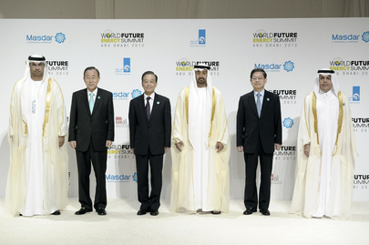 Secretary-General and Participants of World Future Energy Summit