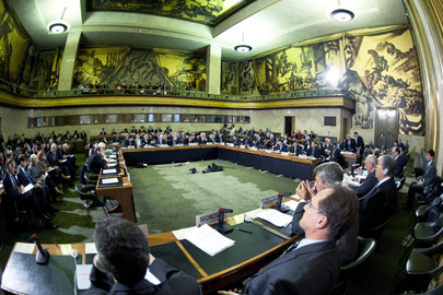 Disarmament Conference Opens 2012 Session