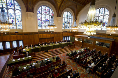 ICJ Delivers Judgment on Case Concerning Greece and Former Yugoslav Republic of Macedonia