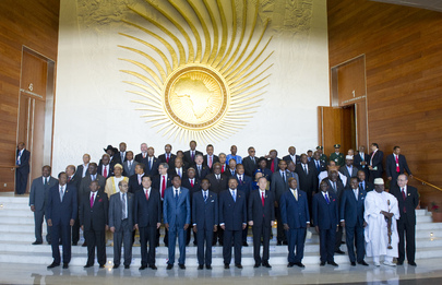 Secretary-General and Participants of 18th A.U. Summit