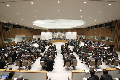 Security Council Debates Situation in Syria
