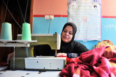 UNRWA Provides Microfinance Loans to Palestinian Women