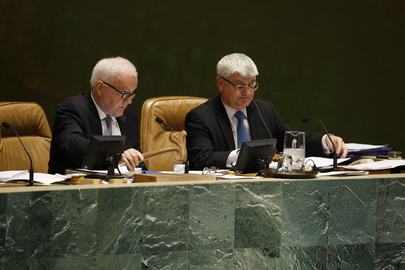 General Assembly Passes Resolution Condemning Syria