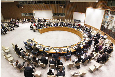 Conflict-Related Sexual Violence Discussed in Security Council