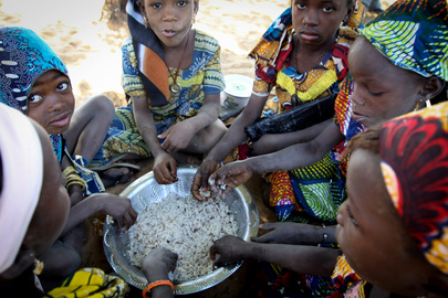 Niger Families Face Drought and Rising Food Prices