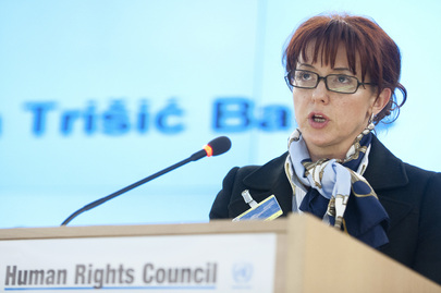 Deputy Foreign Minister of Bosnia and Herzegovina Speaks at Rights Council High-Level Segment