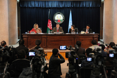 Special Representative for Afghanistan Briefs on Desecration of Koran, Staff Evacuation in Kunduz