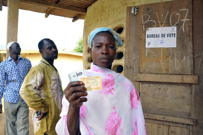 Côte d'Ivoire Holds Legislative By-Elections