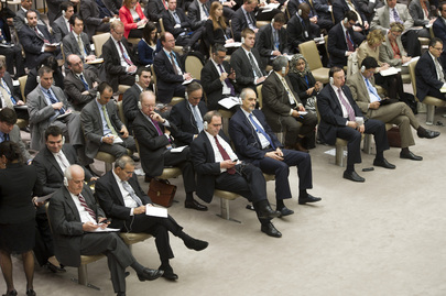 Security Council Discusses Arab Spring
