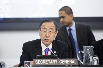 ECOSOC Holds High-Level Talks on Job Creation and Financing for Sustainable Development