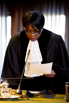 Judges from Italy and Uganda Sworn In at International Court