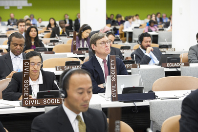ECOSOC Holds High-Level Talks on Jobs and Financing for Sustainable Development