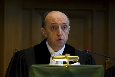 International Court of Justice Hears Belgium v. Senegal Case