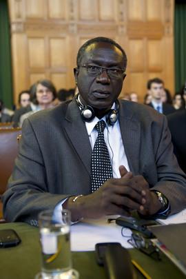 International Court of Justice Hears Belgium v. Senegal Case