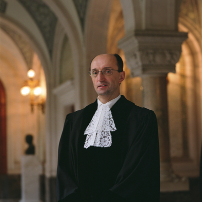 Judge Peter Tomka, President of the International Court of Justice