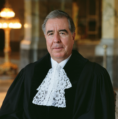 Judge Bernardo Sepúlveda-Amor, Vice-President of the International Court of Justice