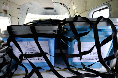 UN Helps Deliver Electoral Materials before Second Timorese Elections